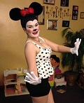 Vintage Minnie Mouse Costume