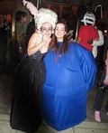Violet Beauregarde from Willy Wonka Costume