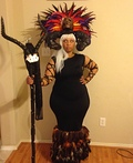 Voodoo Witch Doctor Costume