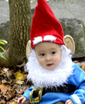 Wandering Gnome Costume