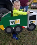 Waste Management Costume