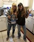 Wayne and Garth Costume