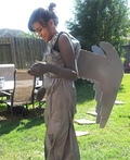 Weeping Angel Costume