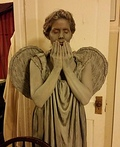Weeping Angel Statue Costume
