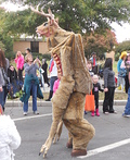 Wendigo Costume