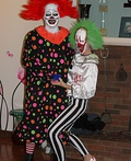 What a couple of Clowns Costume