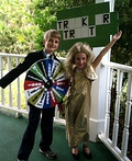 Wheel of Fortune! Costume