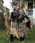 Witch Doctors Costume