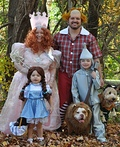 Wizard of Oz Costume