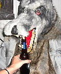 Wolfman Costume