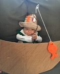 World's Cutest Fisherman Costume