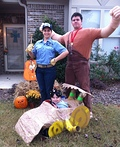 Wreck-It Ralph Characters Costume