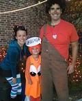 Wreck It Ralph Costume