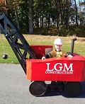 Wrecking Ball Crane Costume
