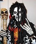 Witch Doctor & Voodoo Doll Costume