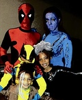 X-Men Family Costume