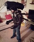 Xenomorph Alien Costume