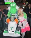 Yoshi Mario Kart Costume