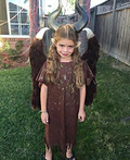 Maleficent the Fairy Costume