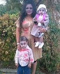 Zombie Family Costume