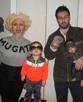 Zoolander Family Costume