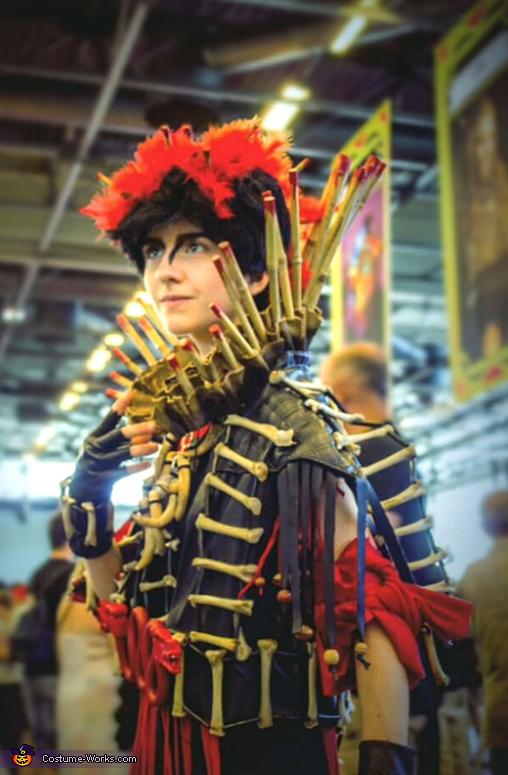 Rufio Battle Suit Costume