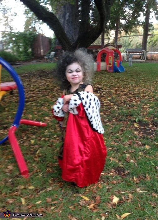 101 Dalmatians Halloween Costume