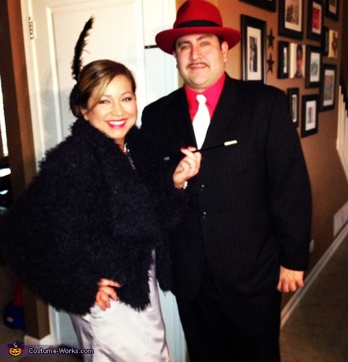 1920s Couple Costume