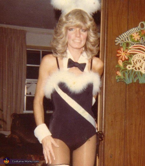 1980's Playboy Bunny Costume