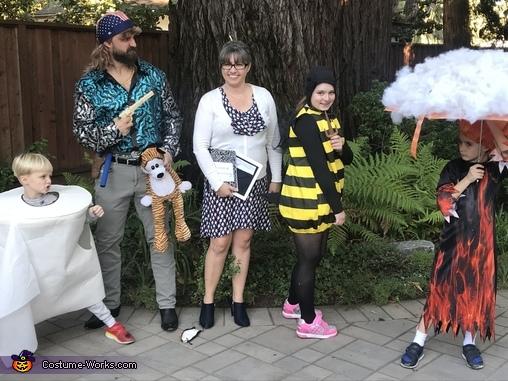 2020 Family Homemade Costume