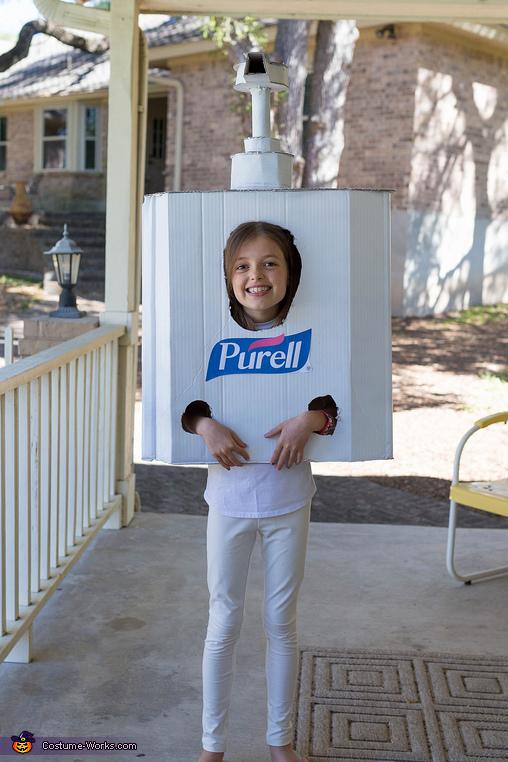 Sanitizer, #2020 Costume