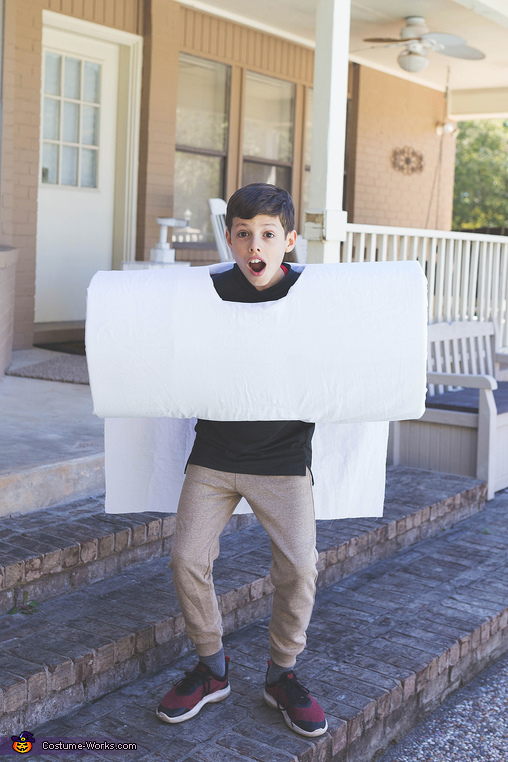 Toilet Paper, #2020 Costume