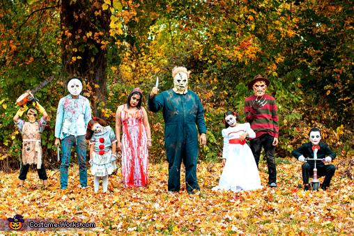 2020 - Horror Movie Costume