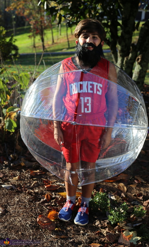 2020 NBA Bubble Costume