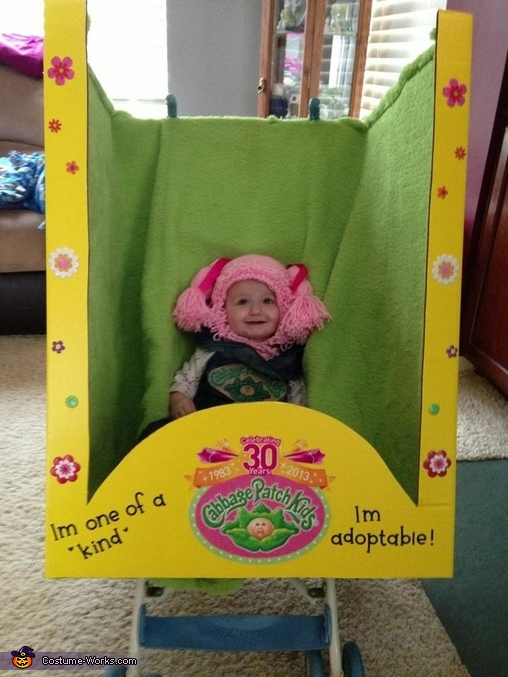 30th Anniversary Cabbage Patch Doll Costume