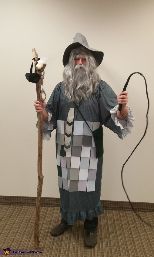 50 Shades of Gandalf the Grey Costume