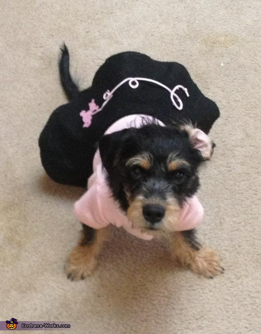 50's Girl Puppy Costume