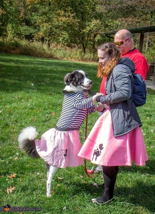 50's Pup Costume