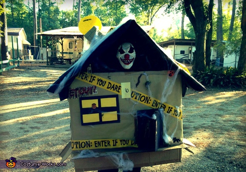 Haunted House - Homemade costumes for adults