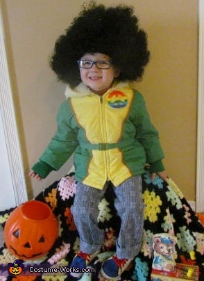 70's Trick or Treater Costume