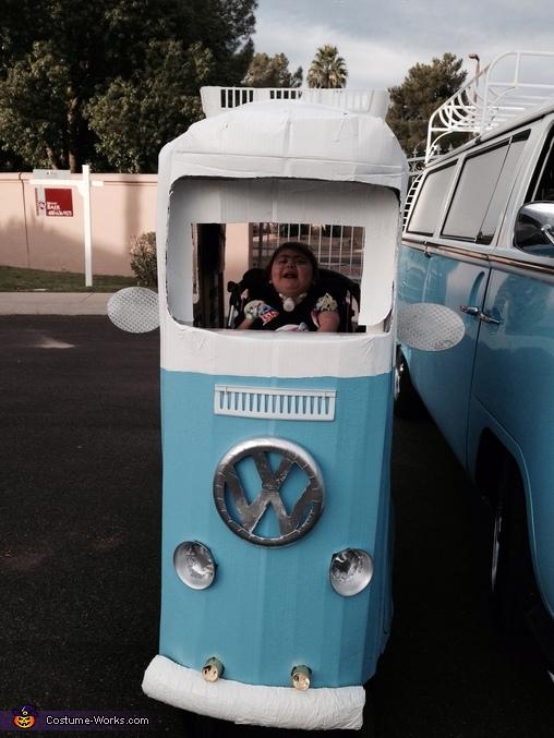 71' VW Bus Costume