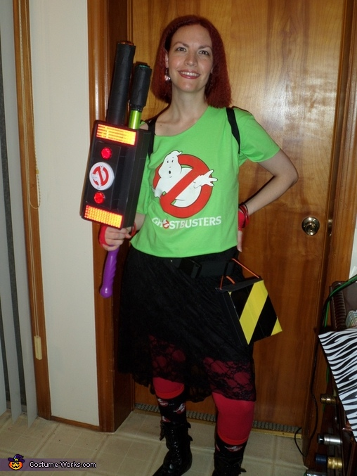'80s Ghostbuster Costume