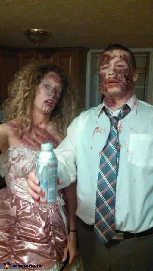 80s Zombie Costume