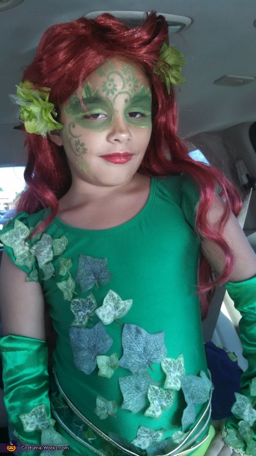 poison ivy, 90s Batman Group Costume