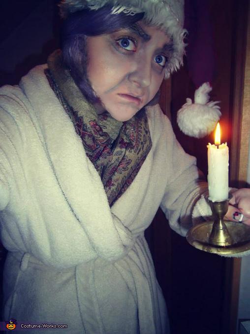 A Christmas Carol Ebenezer Scrooge Costume