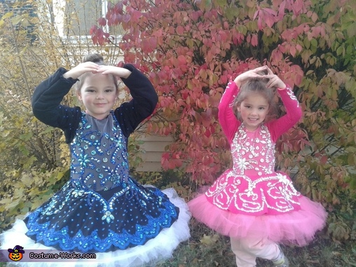 A Couple of Ballerinas Costume
