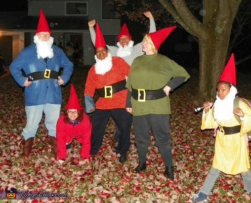A Garden of Gnomes Costume