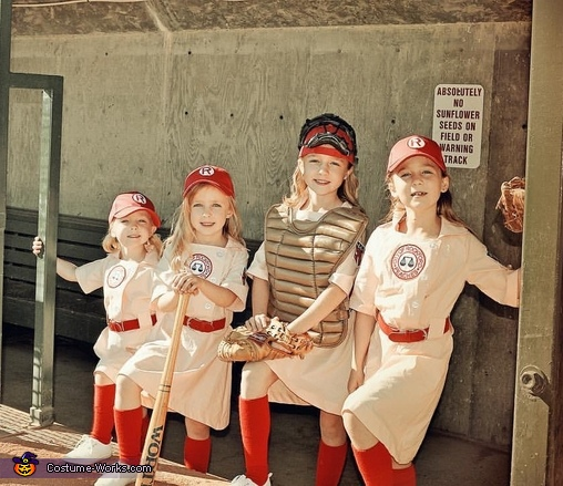 A League of Our Own Costume