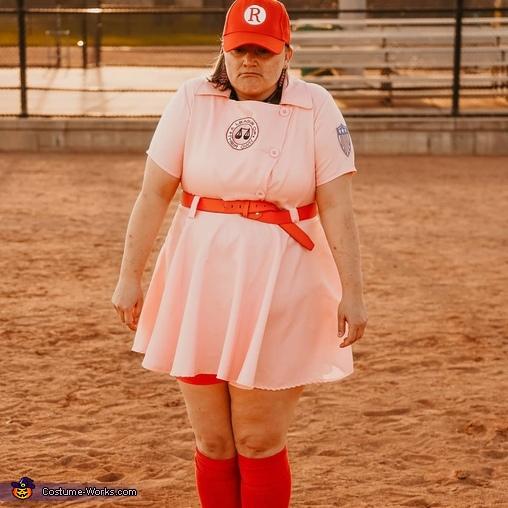 Marla Hooch, A League of Their Own Costume