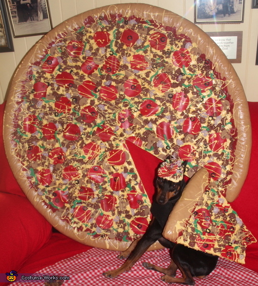 A Piece of the Pie Costume